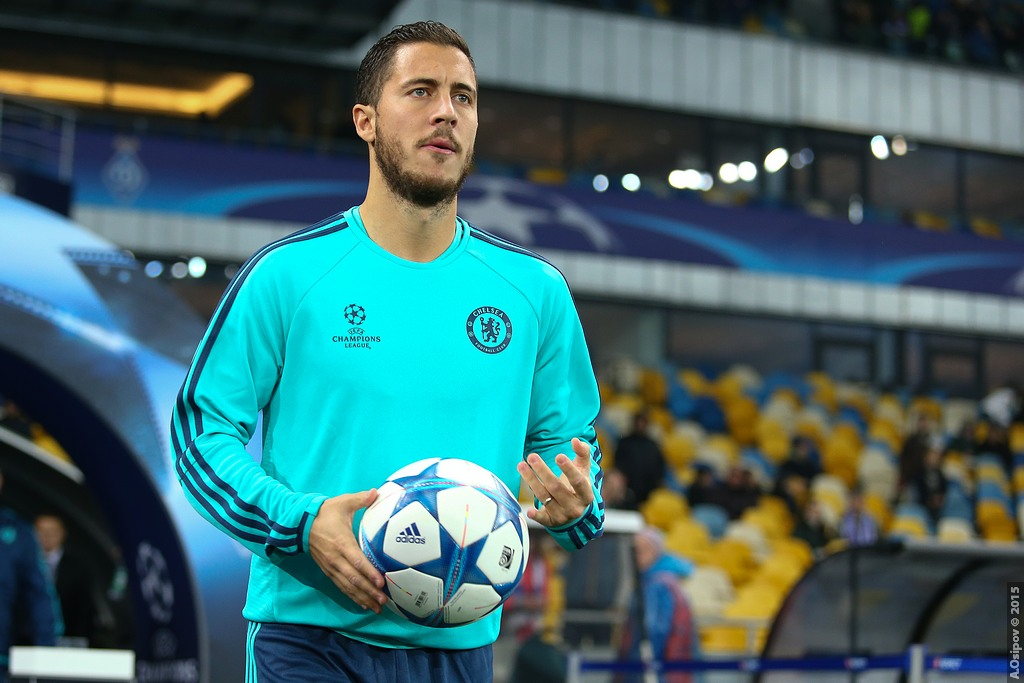 Eden Hazard Worlds top 10 richest footballers in 2020