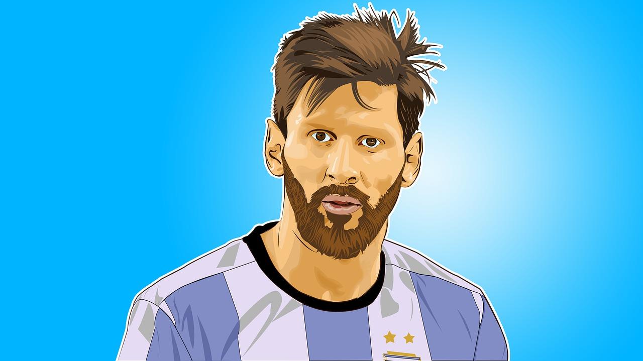 Lionel Messi Worlds top 10 richest footballers in 2020