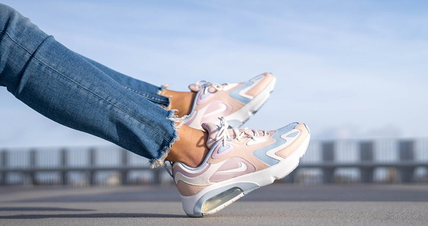 Nike Wmns Air Max 200 Pistachio CI3867-600