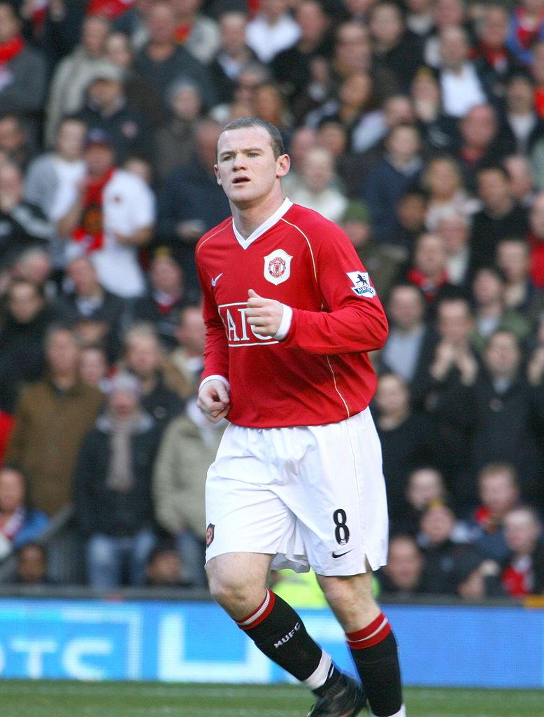 Wayne Rooney Worlds top 10 richest footballers in 2020