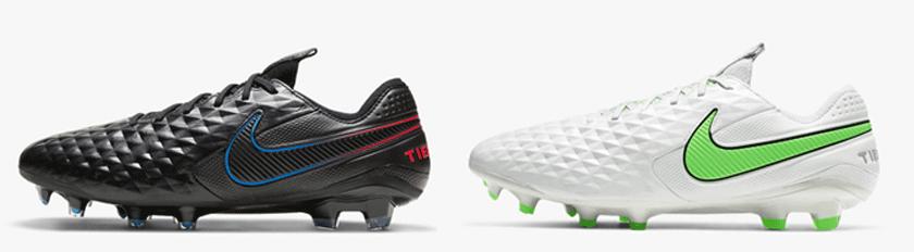 Nike Tiempo Legend 8 Elite Pack Black White