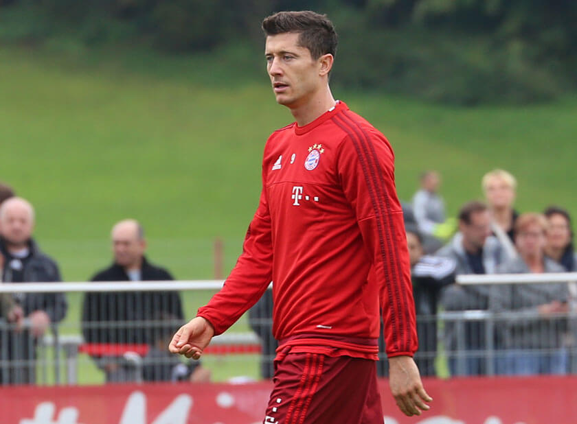 Robert Lewandowski (Polish Footballer)